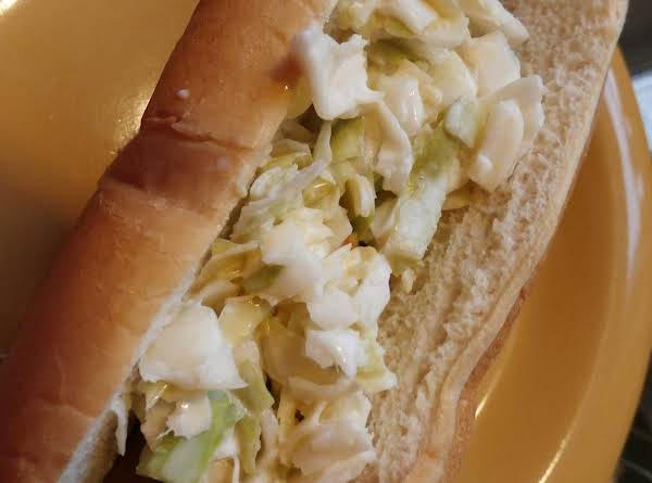 Slaw Dogs Recipe