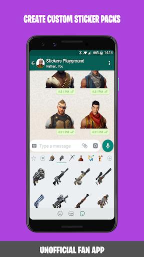 FBR Stickers for WhatsApp 1.04 screenshots 7