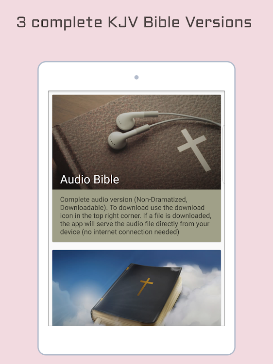 Audio Bible Kjv Free Download