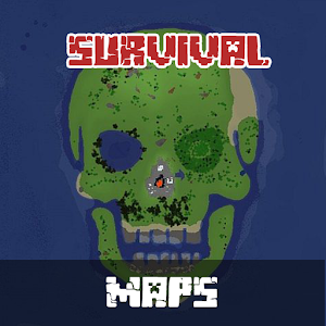 survival maps for minecraft pe android apps on google play