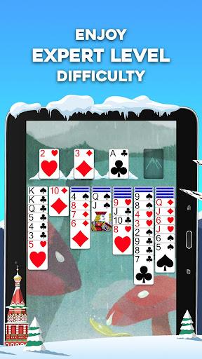 Yukon Russian u2013 Classic Solitaire Challenge Game 1.2.0.265 screenshots 14