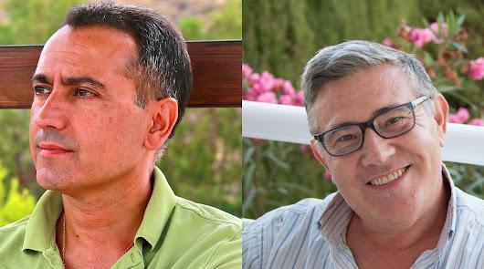 Fernando Martínez López y José Antonio Sáez optan al Premio Andalucía de la Crítica en novela y relatos, respectivamente.