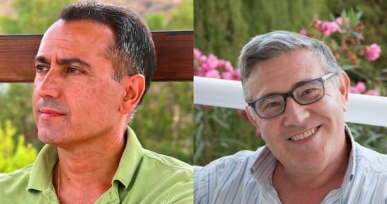 Fernando Martínez López y José Antonio Sáez, finalistas del Premio de la Crítica