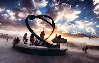 Photo: Hanging Stone Burning Man 2012 Ticket information was released yesterday for 2013. I can't wait. It's what I live for.