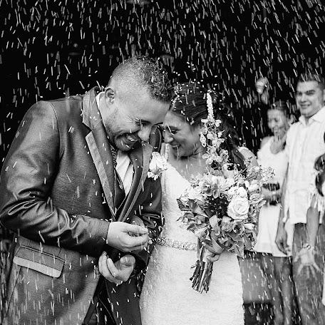 Fotógrafo de bodas John mauricio Palacio (johnpalaciojr). Foto del 19.10.2017