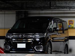 ステップワゴン  SPADA-HYBRID  G-EX   のカスタム事例画像 ゆうぞーさんの2018年12月27日22:34の投稿