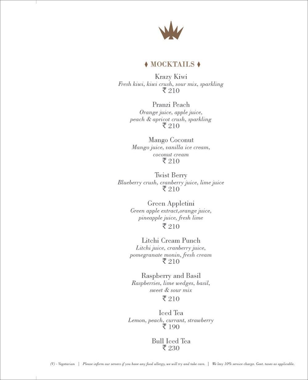 Pranzi menu 2