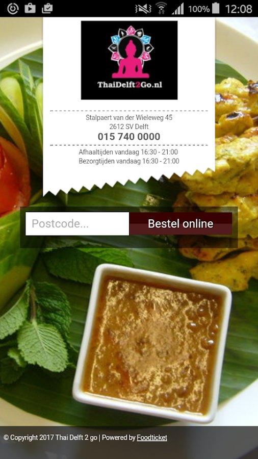Thai Delft 2 go- screenshot