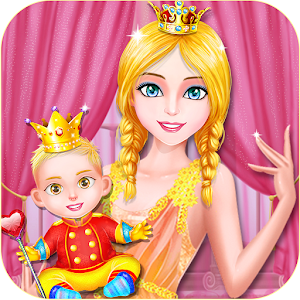 Queen Birth – Games for Girls for PC and MAC