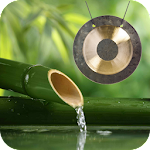 Water & Gong ~ Relaxing Sounds Icon
