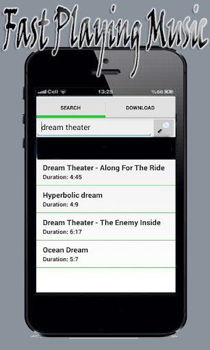 Archive Music Player