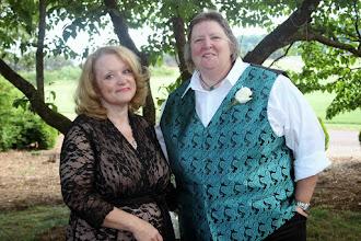 Photo: Lesbian Wedding Pendleton, SC http://WeddingWoman.net