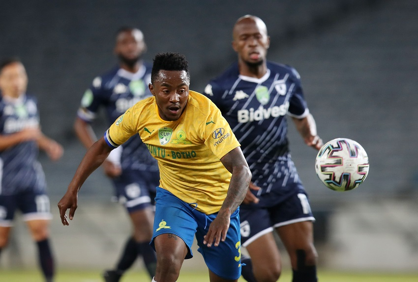 Why Pitso Mosimane will play Lebohang Maboe at right-back for Sundowns again - SowetanLIVE