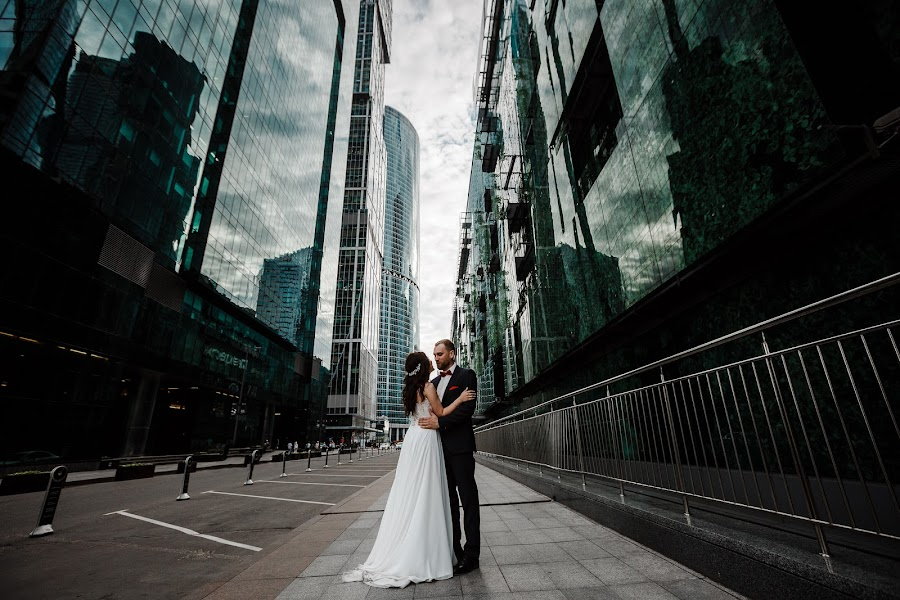 Wedding photographer Elena Zaschitina (photolenza). Photo of 24.07.2018