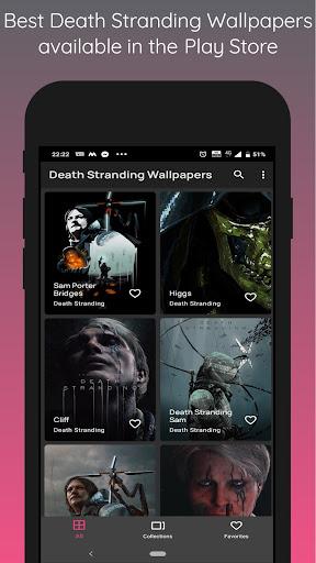 Capturas de pantalla de Death Stranding Wallpapers 1