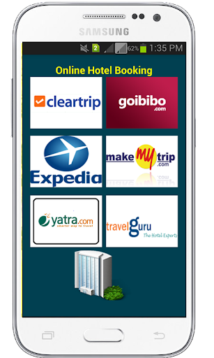 Hotel Booking - info