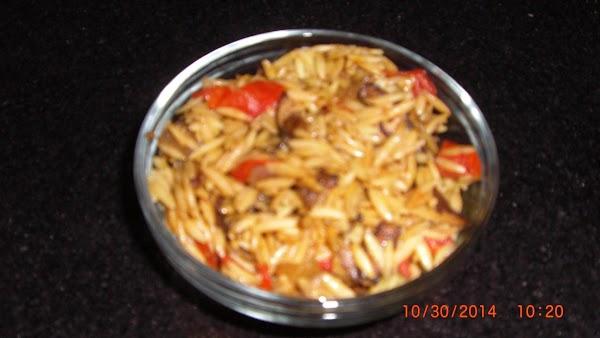 World Food Orzo Recipe