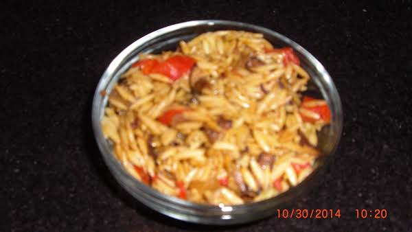 World Food Orzo