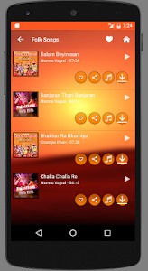 Rajasthani Folk Songs screenshot 2
