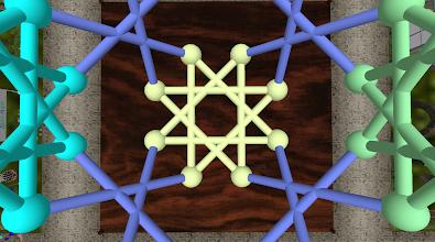 Photo: 88 Uniform Polyhedra Skeletons = http://maps.secondlife.com/secondlife/DreamSeeker%20SL9B%20Kyuu/192/192/21