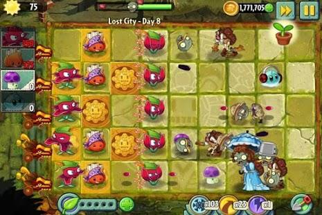 New Plants vs Zombie 2 Tips - náhled