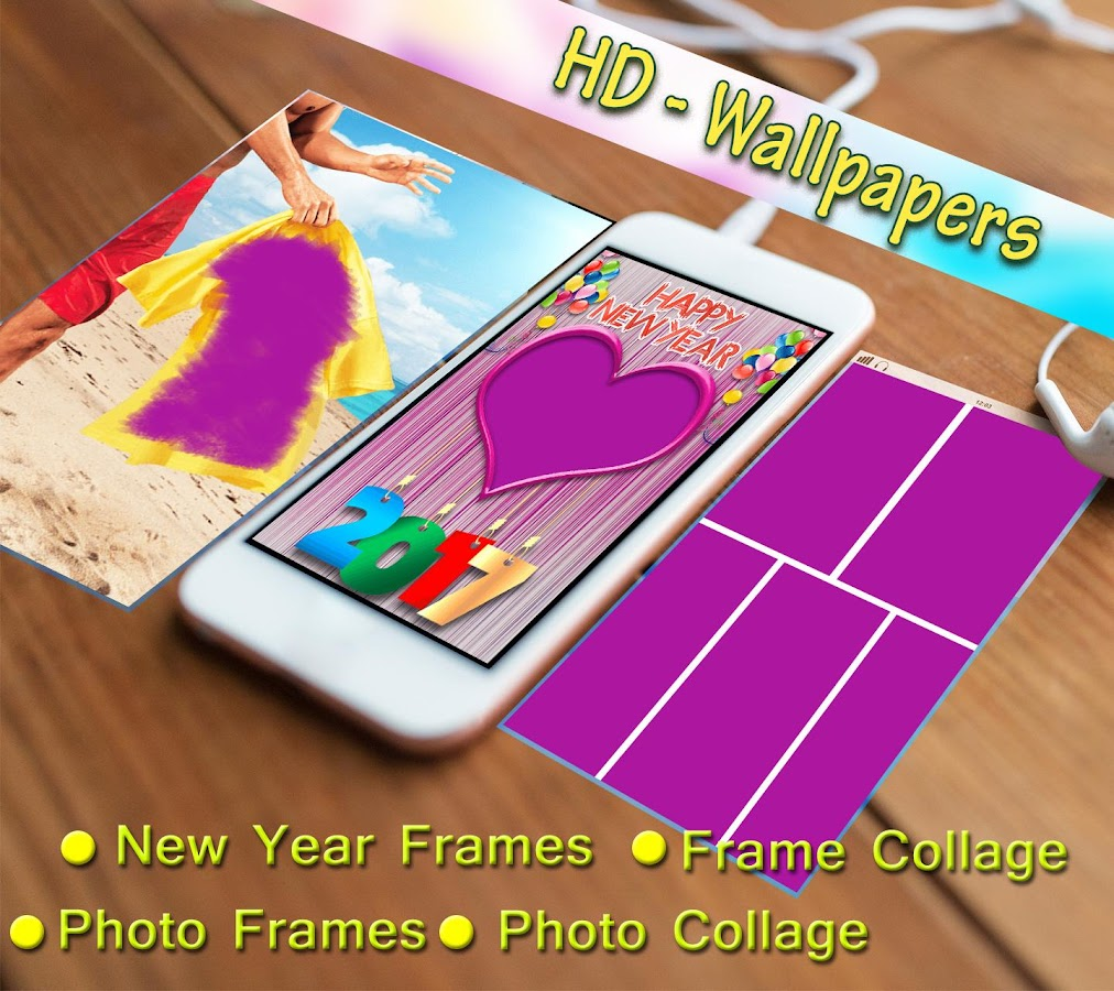 Photo Collage & Frames- screenshot