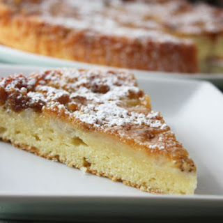 Banana-Coconut-Sesame Cake.