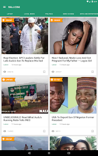 Nigeria News NAIJ.com screenshot 08