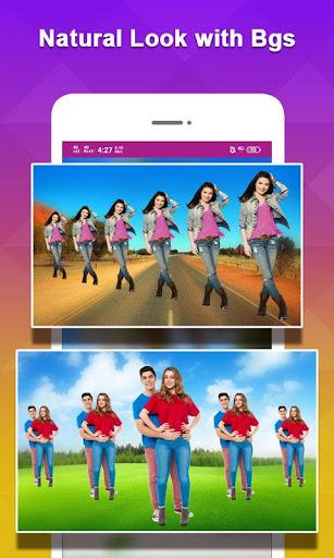 Echo Mirror Magic Photo Editor & Background Edit screenshot 2