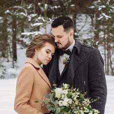 Wedding photographer Evgeniya Antonova (antonova). Photo of 30.01.2019