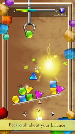 Drop Jewels Alpha Dash