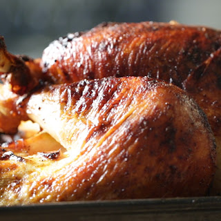 Portuguese Roast Turkey