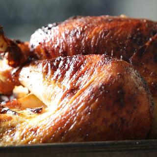Portuguese Roast Turkey Recipe