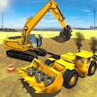 最佳先進挖掘機模擬器2018 icon