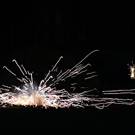 fire spreads by Venkat Krish - Abstract Fire & Fireworks ( #fire, #abstract, #fireworks, #festival, #diwali )