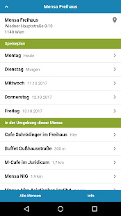 Mensa Wien - náhled