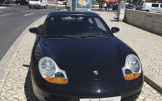 Porsche 996 Carrera 2 Rent Leiria