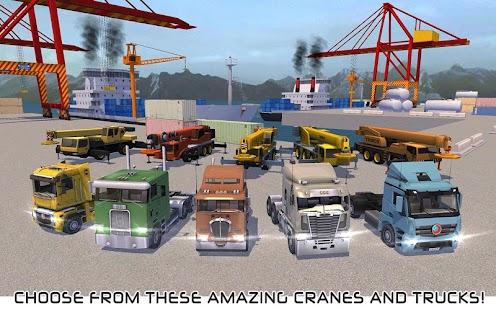 Barge Crane Manual