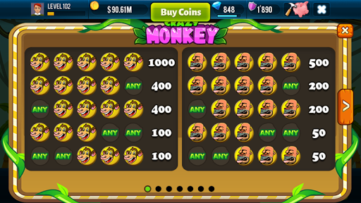 Crazy Monkey Free Slot Machine  {cheat|hack|gameplay|apk mod|resources generator} 5