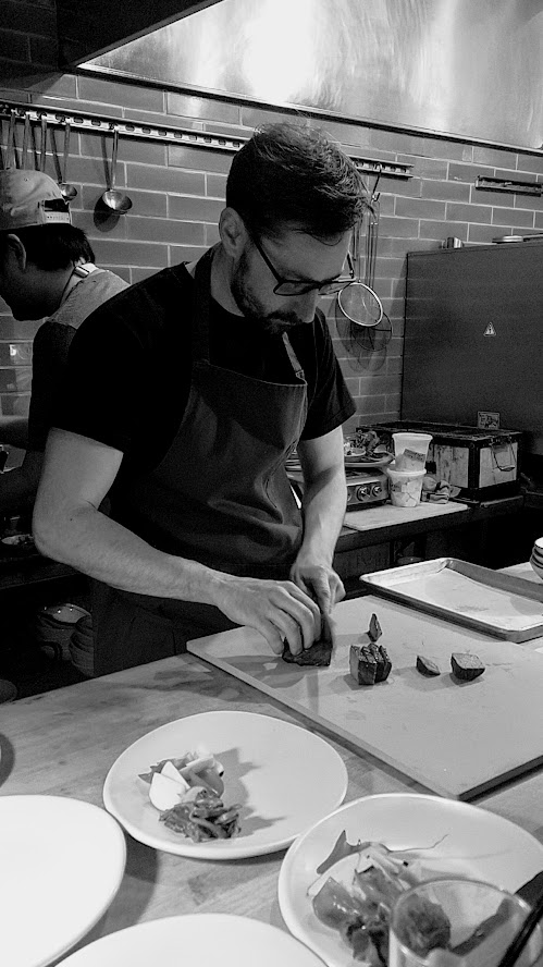 Chefs Who Inspire Dinner with Justin Woodward