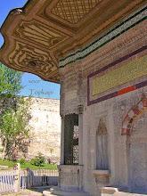 Photo: Fountain of Ahmet III, detail ****** Fontein van Ahmet III, detail