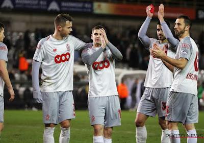 """Waasland-Beveren, la première des onze finales du Standard : """"Les PO1 ont déjà débuté"""""""