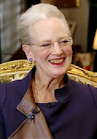 Dronning Magrethe er taget til London for at juleshoppe.