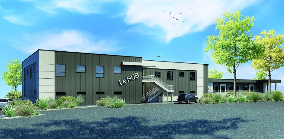 Location  locaux professionnels  169 m² à Grésy-sur-Aix (73100), 2 028 €