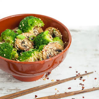 Broccoli Mushroom Salad Recipes.