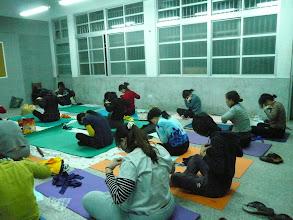 Photo: 20110316律動身心靈瑜珈