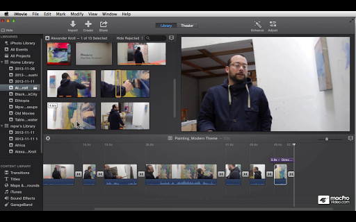 Storytelling Course For iMovie by mPV 102 image | 9