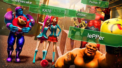 VR Superhero Chat: Online Virtual 2.1 screenshots 1