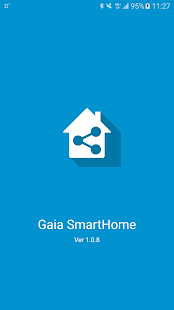Gaia SmartHome - náhled
