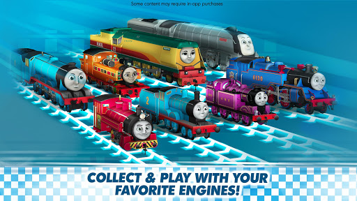 Thomas & Friends: Go Go Thomas 2.1 screenshots 3